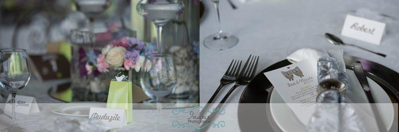 Table settings and custom printing