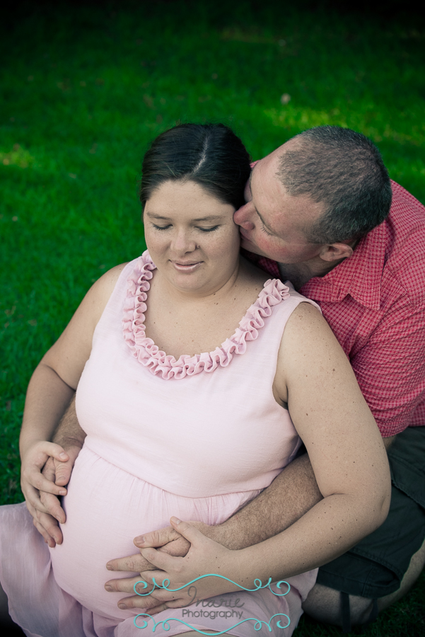 Maternity: Debbie and Pieter