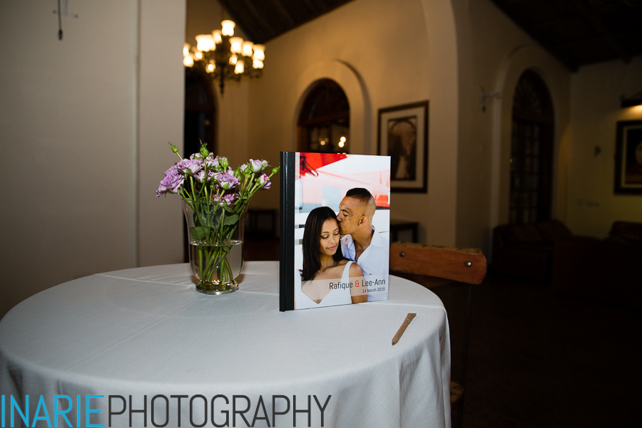Photo Guestbook made by Inarie Photography