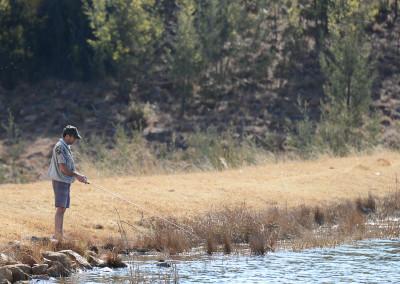 Koos fishing