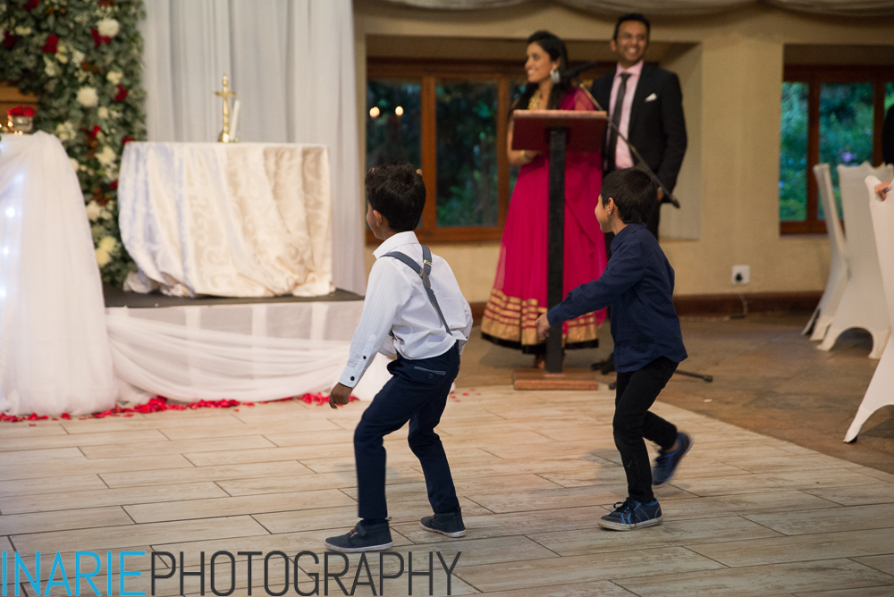 Deepesh and Shinu kids dancing