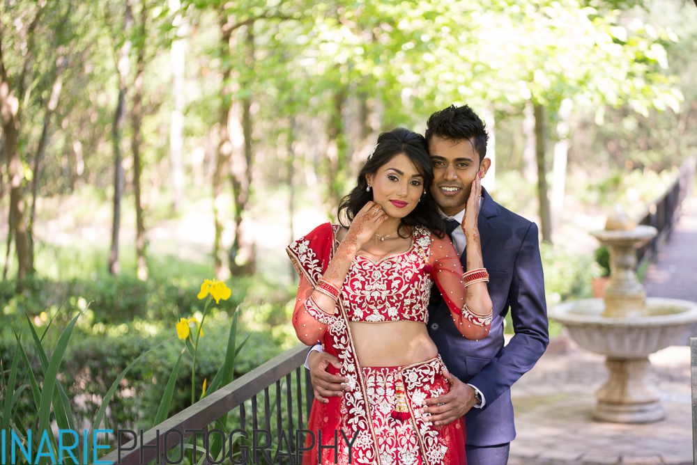 Deepesh and Shinu couple shoot